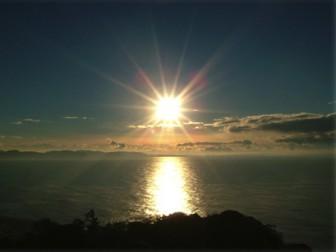 江の島展望灯台より